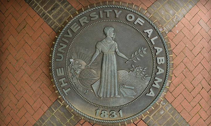 University of Alabama seal